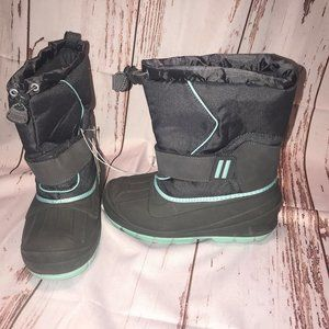Cat & Jack size 4 girls winter boots-New